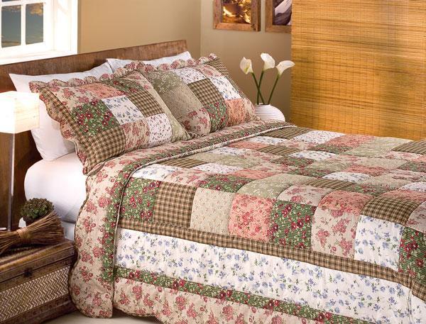 Пэчворк. Лоскутные одеяла.