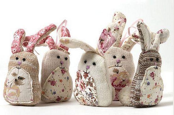 Подарки для пасхальных зайцев нет