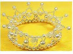 Автор: Admin Дата: 30.10.2013 Описание: Свадебная корона своими руками Дом невест.  Плетение.