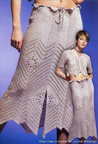 Навигация. вязание knitting спицы крючок схемы юбки кофты платье.