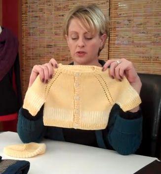 Вязание реглана спицами (обучение онлайн. Автор:Admin