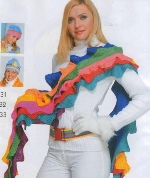 Шапки, шарфы, аксессуары.