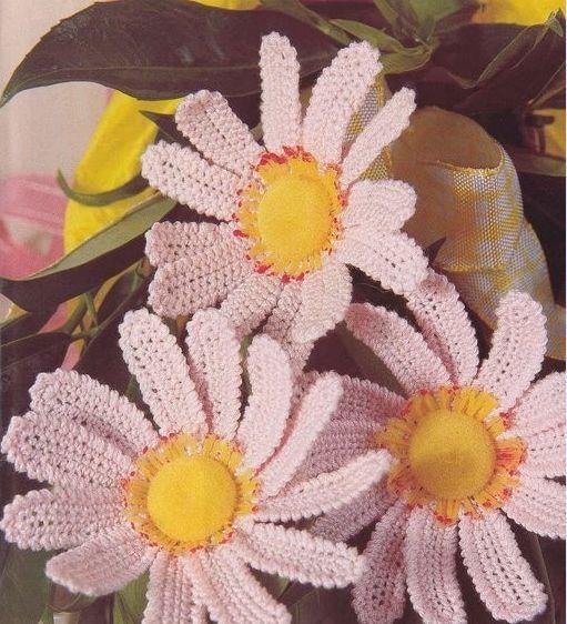 """Название: Diana креатив 8 2002 Цветы, связанные крючком Издательство: ИД  """"КОН-Лига Пресс """" Год..."""