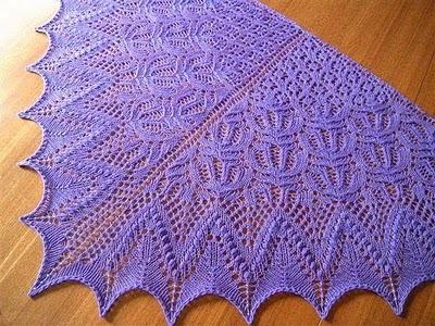 Шаль названа в честь английского поэта 19 века...  Шаль Перси / Percy shawl.  Прочитать целикомВ.