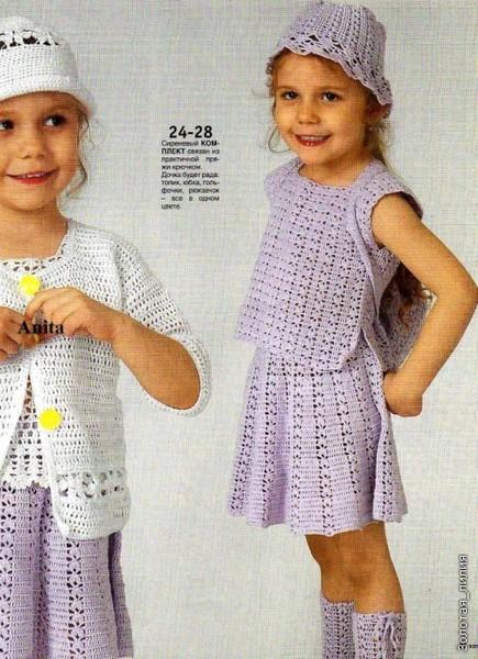 Ежедневный журнал kru4ok.ru вязание крючком, 1200 схем вязания крючком бесплатно