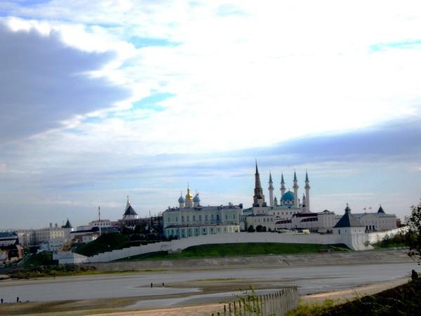 Панорама.Казанский Кремль (см.инф.)