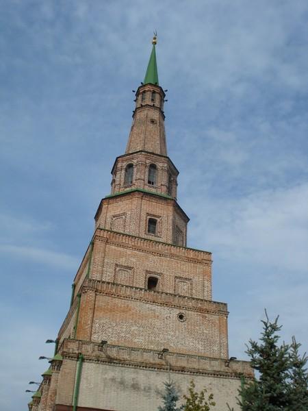 Башня Сююмбеки (см.инф.)