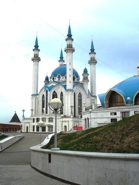 Мечеть Кул-Шариф. (см.инф.)