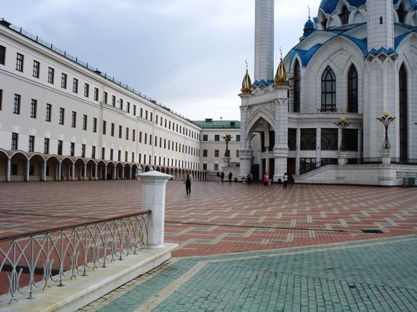 Мечеть Кул-Шариф и юнкерский корпус