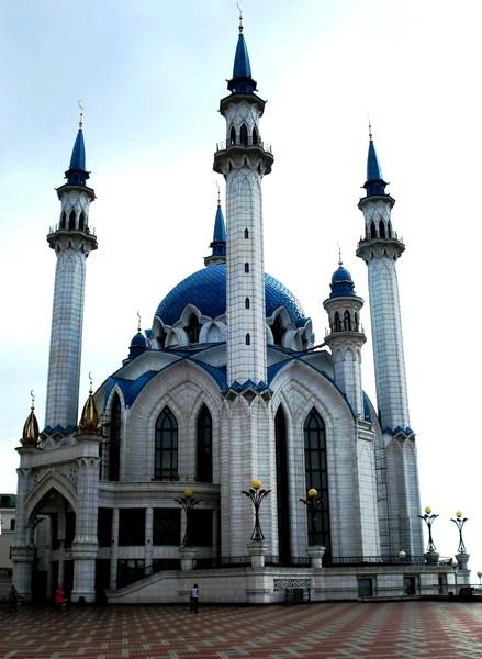 Мечеть Кул-Шариф (Северная сторона)