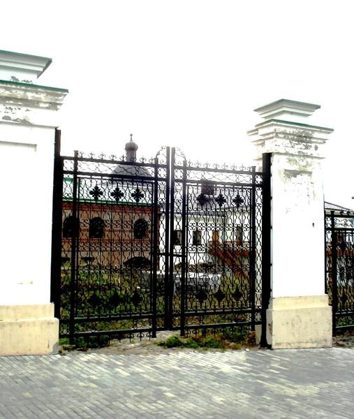 Комплекс Спасо-Преображенского монастыря