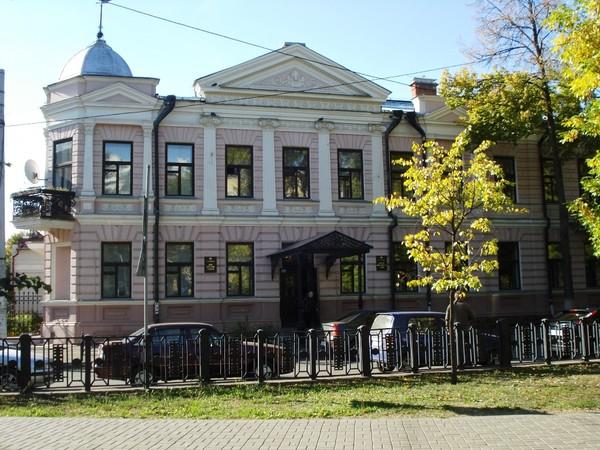 Казань.Хореографическое училище