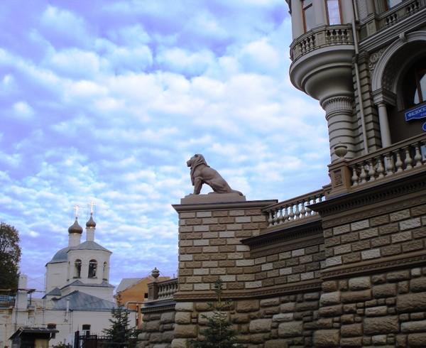 Новые дома Казани.Фрагмент