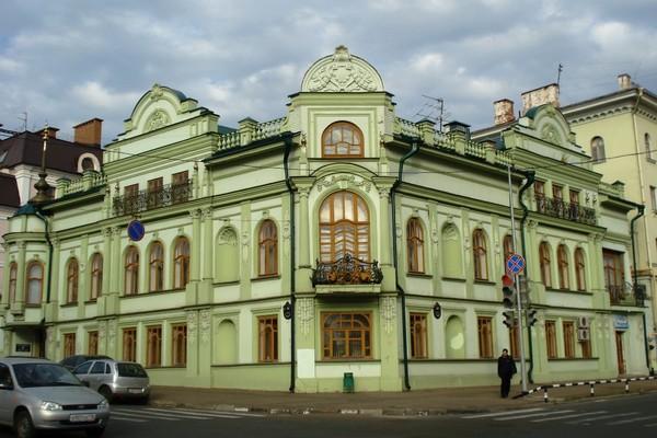 Казань, ул.Лобачевского
