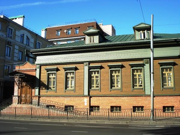 Дом-музей В.Аксенова