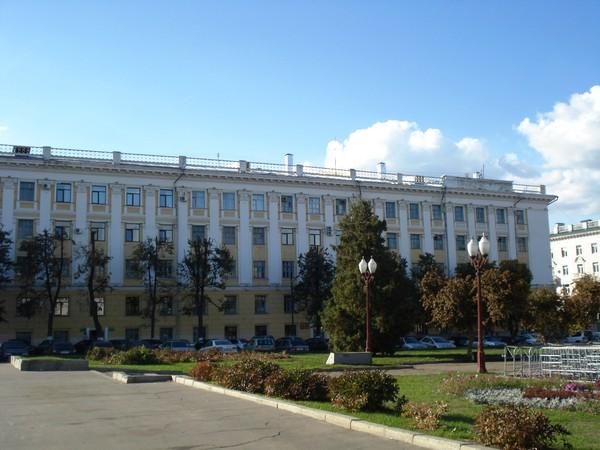 Казань. Площадь Свободы (Театральная пл.)