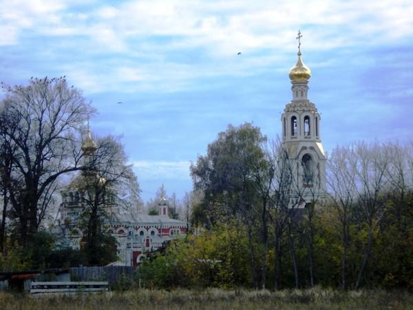 Церковь св.Варвары.Казань