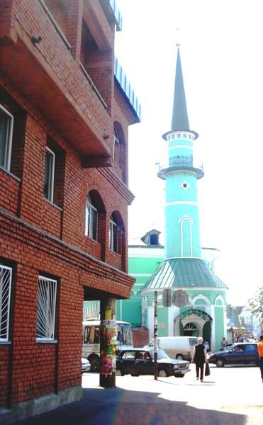 Мечеть на ул. Нариманова