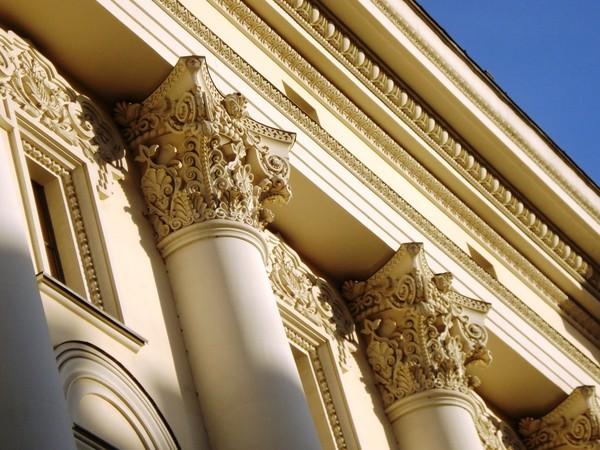 фрагмент.Театр оперы и балета