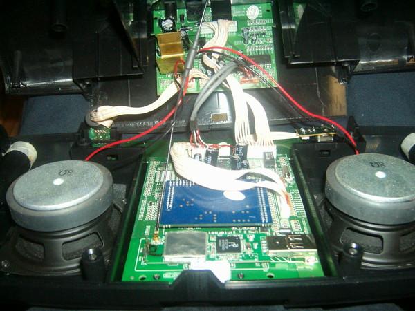 Интернет-радиоприемники с подключением к сети через wi-fi