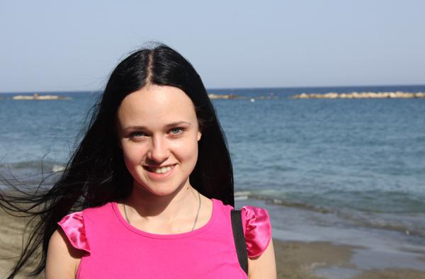 Наташа Щелкова.