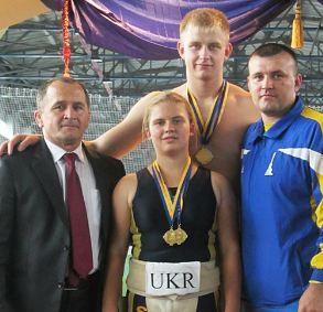 Спортсмены СУМО из Севастполя