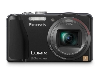 Panasonic  анонсировал самую тонкую камеру Panasonic Lumix DMC-ZS20