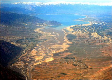Горы и пустыни