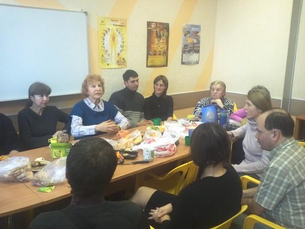 """чаепитие 27.11.11 в """"Тенториуме"""""""