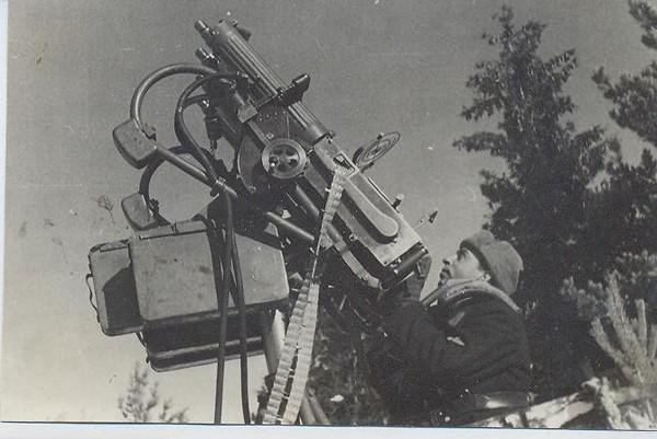 Шестая воздушная армия СЗФ, 1941 год.