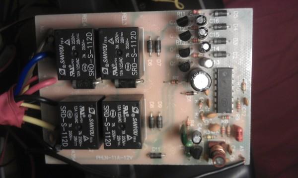 Микросхема RX-2B По даташиту