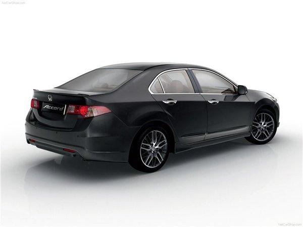 Только спустя месяц после официального дебюта нового Accord Euro (Acura TSX) компания Honda сняла...