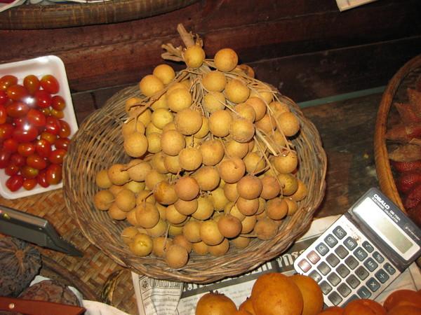 Фрукты Тайланда. Лонган или Лам-яй.