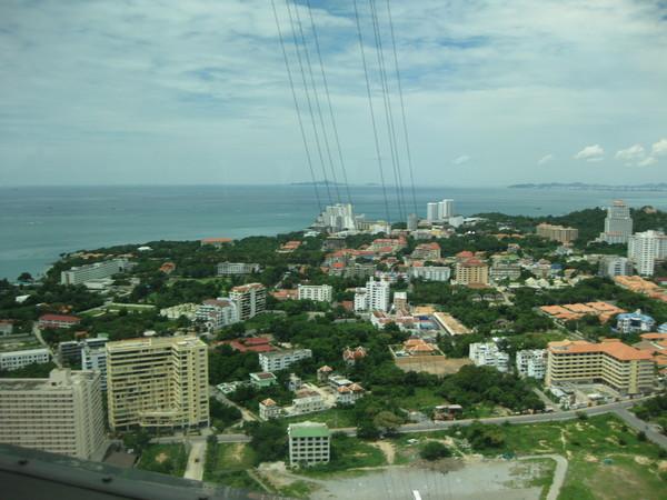Район Большого холма. Вид с Pattaya Park Hotel
