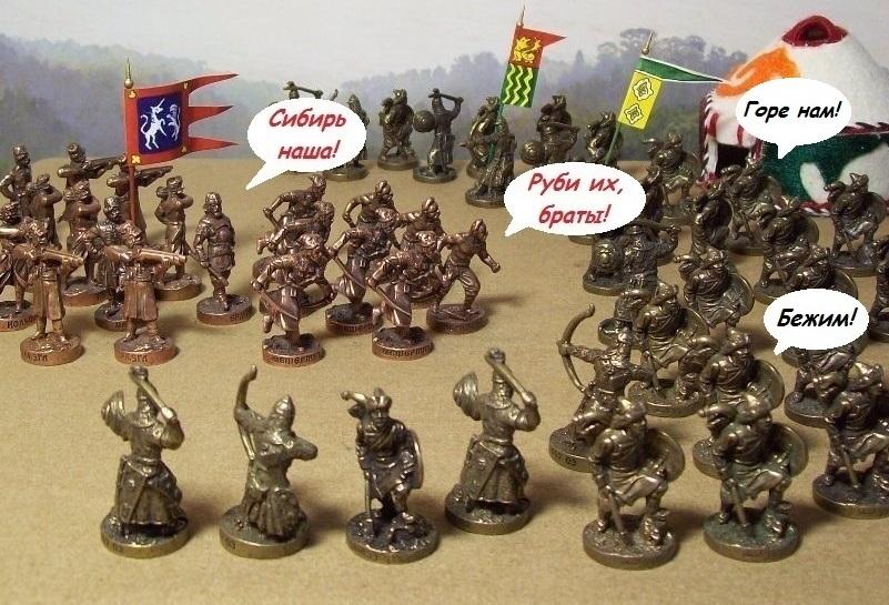Бравые Солдатики. Коллекционные наборы.
