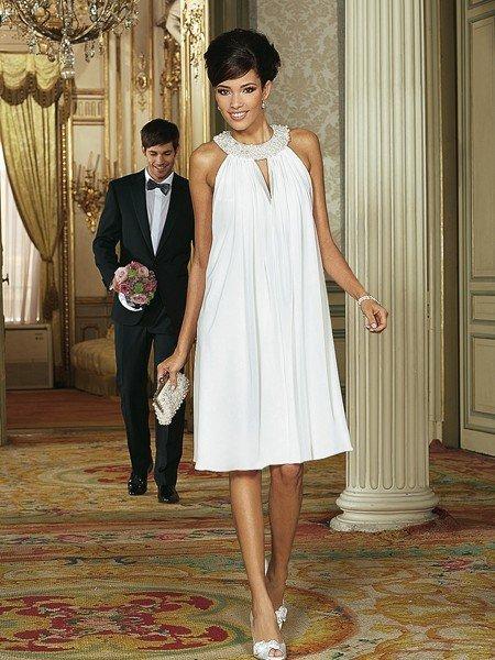 платья в полоску с длинным рукавом