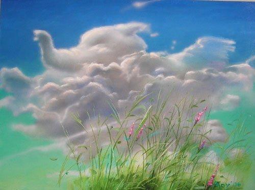 Фото Купание в облаках. Илья Архипов