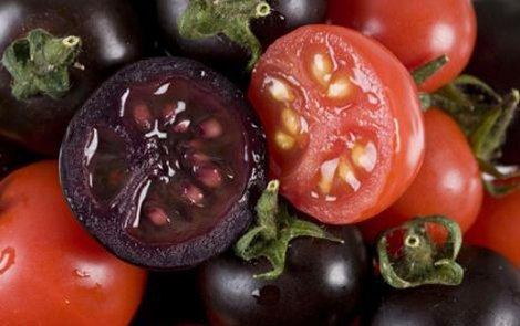 2. Черные помидоры. Не одно поколение людей убеждено в том, что