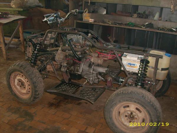 Квадроциклы двигатель 2108 своими руками 103