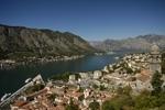 Довольно традиционная нитка маршрута по Черногории, разбавле...