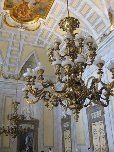 Казерта–королевский дворец