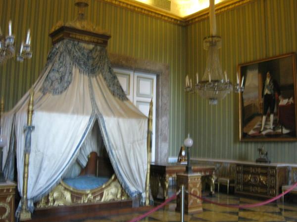 Спальная комната Джоакина Мюрата
