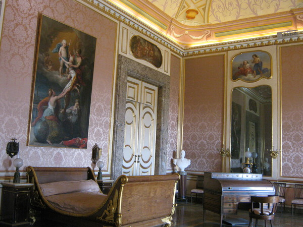 Спальная комната Фердинанда II