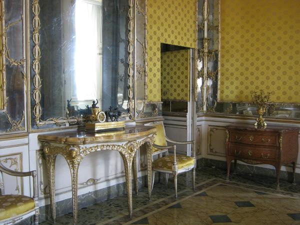 апартаменты королевы Марии Каролины