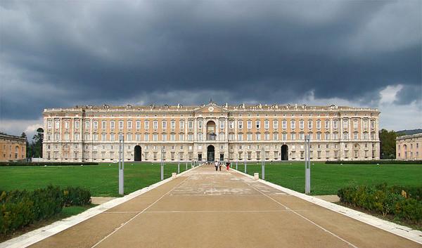 прогулка по Королевскому дворцу в Казерте