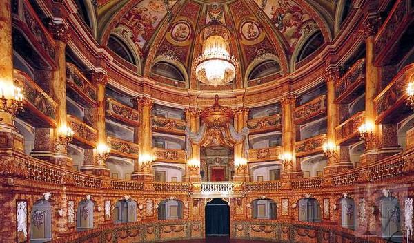 театр в Казерте