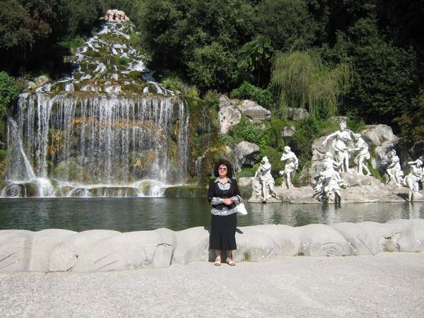 Фонтан Дианы и Актеона (скульптура Паоло Персико, Брунелли, Пьетро Солари)