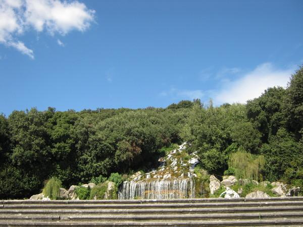 Последний раз фонтан Дианы и Актеона