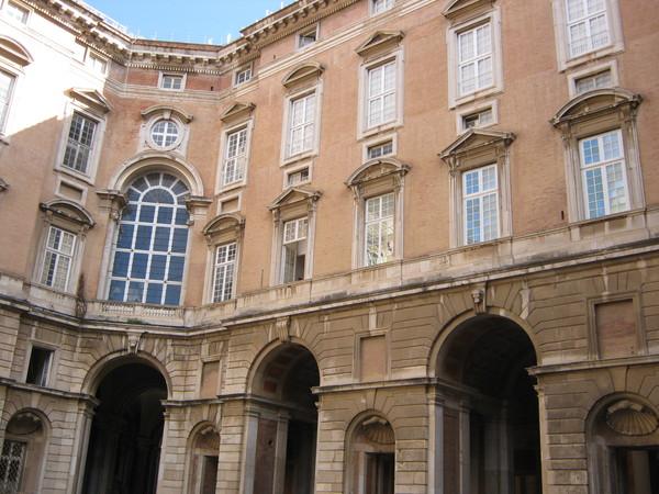 Казерта - королевский дворец