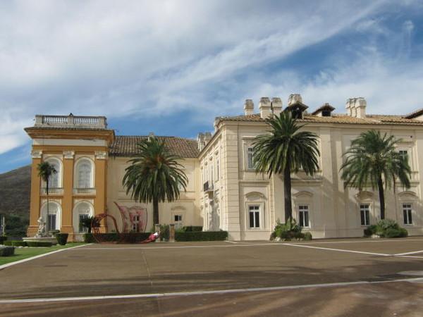 дворец и фабрика шелковая ткацкая